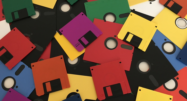 Floppy Disks 5.25 Zoll, 3.5 Zoll